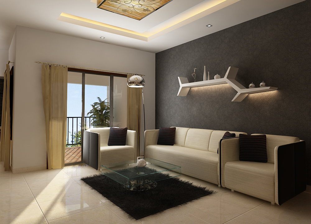 Home decorating ideas - New Apartments in Trivandrum