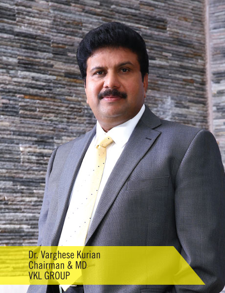 Dr. Varghese Kurian - MD - VKL Group
