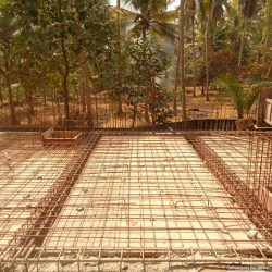 VKL-Gardens-Sreekariyam-Ramp-steel-works-in-progress1