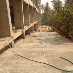 VKL-Gardens-Sreekariyam-Ramp-work-in-progress