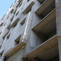VKL-Gardens-Tower-A-Sreekariyam-external-plastering-completed