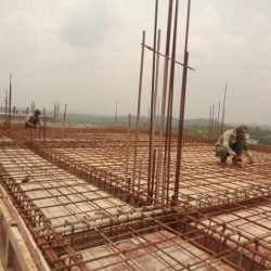 VKL-Gardens-Tower-B-Water-tank-Steel-work-in-progress-1