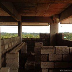 VKL-Santhi-Homes-Santhigiri-8th-Floor-Block-work-in-progress