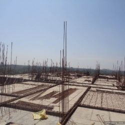 VKL-Santhi-Homes-Santhigiri-9th-floor-shuttering-work-in-progress