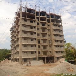 VKL-Santhi-Homes-Santhigiri-9th-floor-shuttering-work-in-progress1