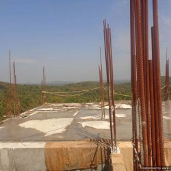 VKL-Santhi-Homes-Santhigiri-9th-floor-slab-casted-3