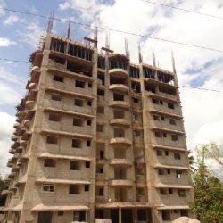 VKL-Santhi-Homes-Santhigiri-Pothencode-Front-View