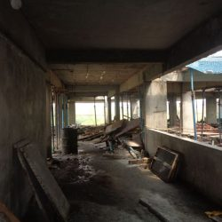 VKL-Santhi-Homes-9th-Floor-Platering-work-in-progress
