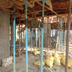VKL-Santhi-Homes-Santhigiri-10th-floor-shuttering-work-in-progress