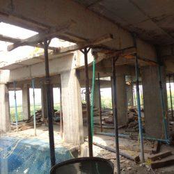 VKL-Santhi-Homes-Santhigiri-9th-floor-slab-casted